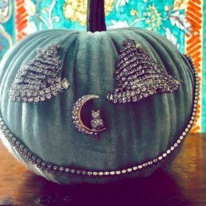 Vintage Posh  pumpkin # 1